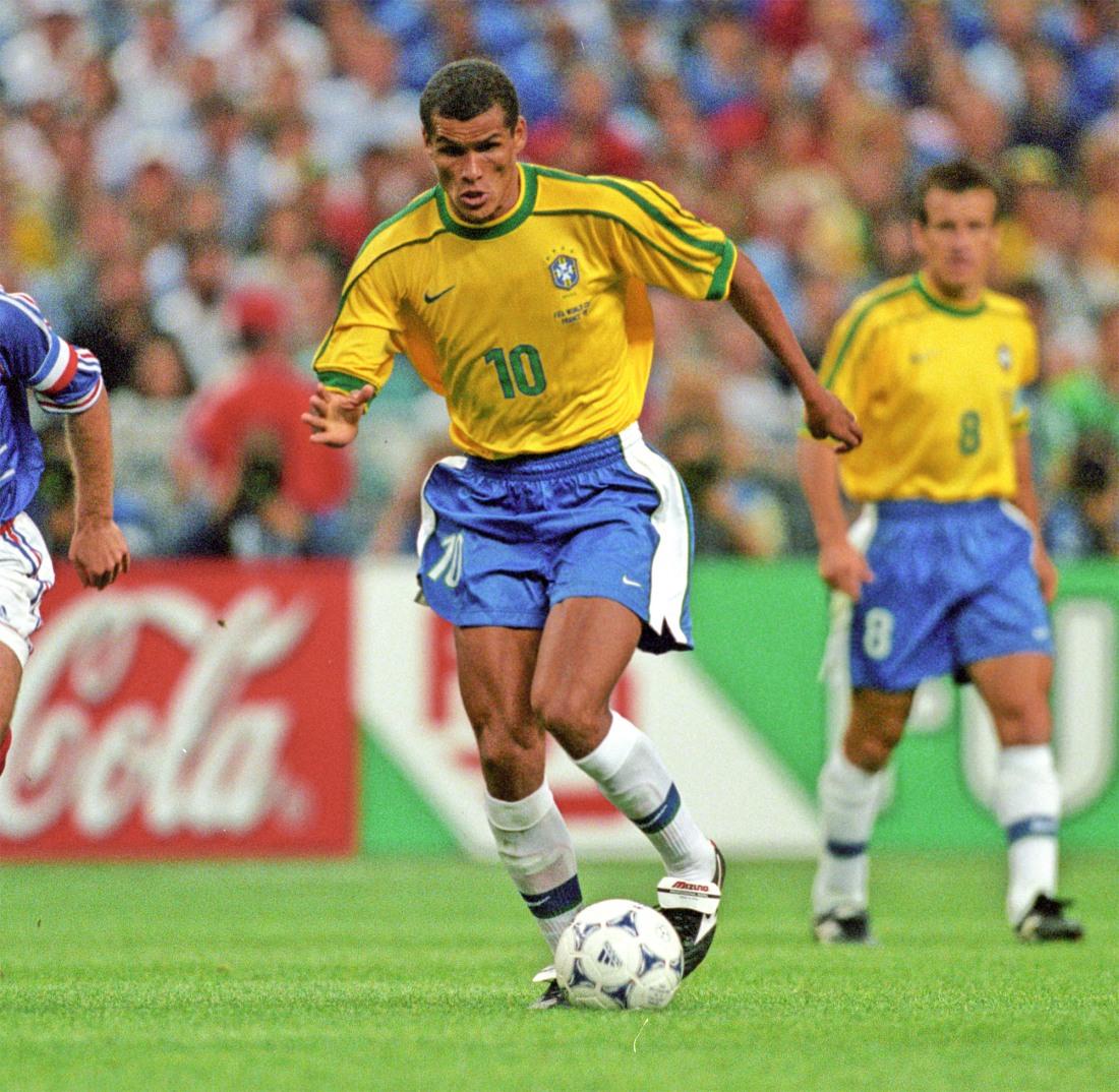 Soccer World Cup - France v Brazil -  Stade de France